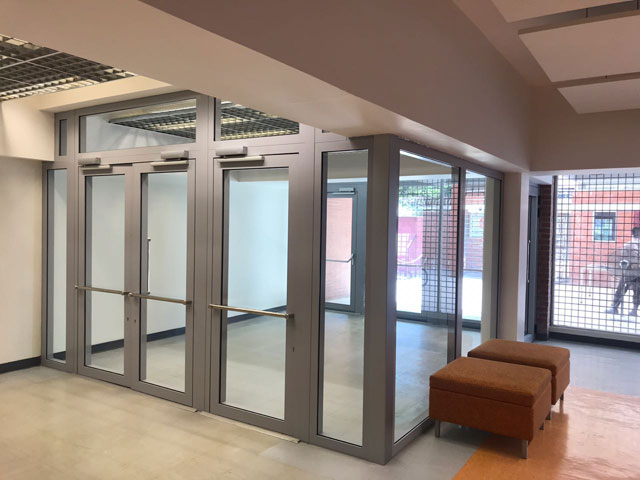 aluminiumdoors